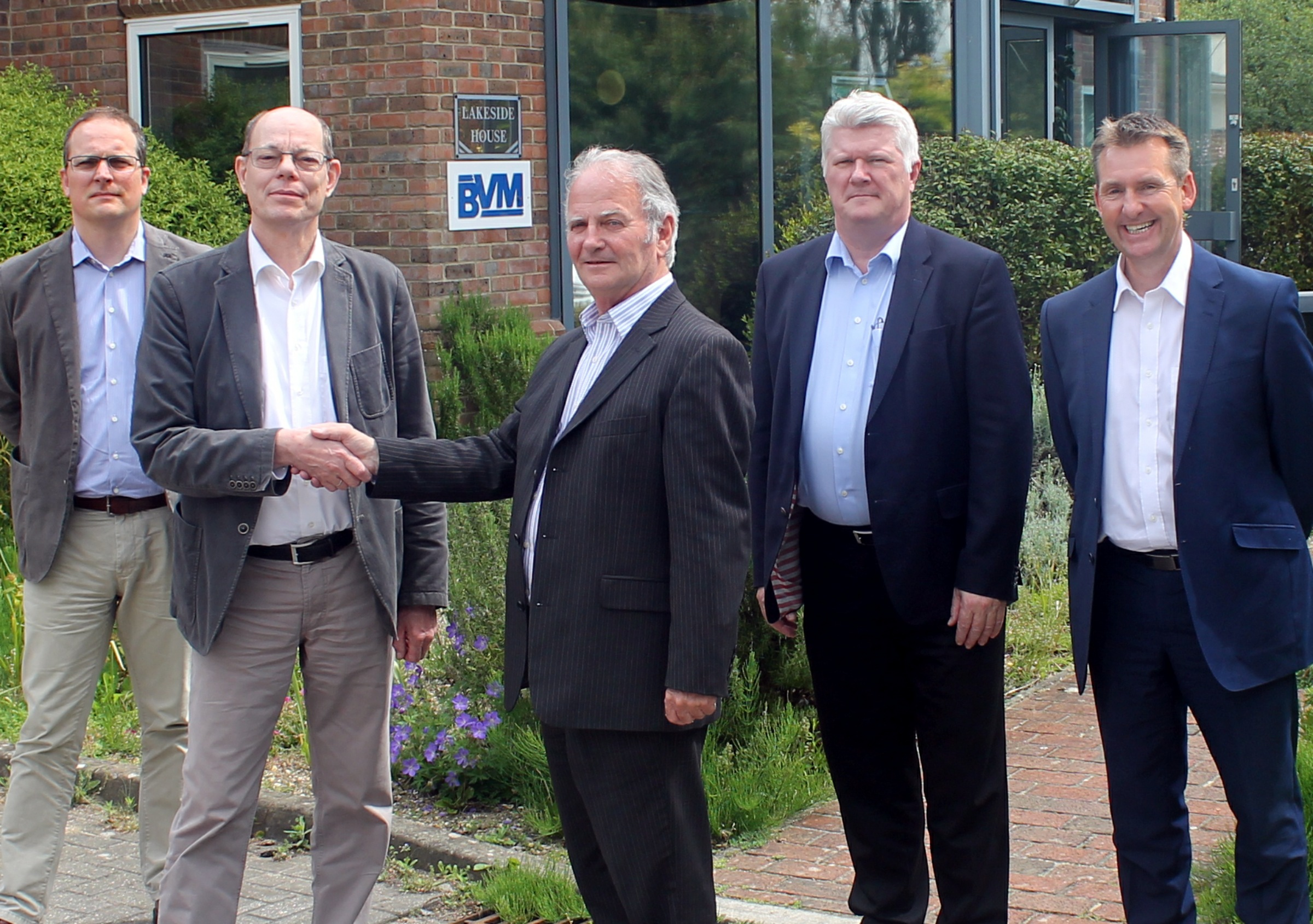 Seiko sign BVM as official distributor for UK and Ireland