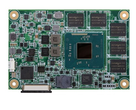 BT9A3 - COM Express Mini - Intel® Atom™ E3800 Series CPU Module