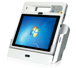 ICEFire - Hand Held Tablets PC for Clinical Use